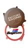 86-01 Honda CR250 Boyesen Magnesium Factory Racing Ignition Cover