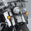 Chrome Lowers for SwitchBlade(R) Windshield System