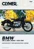 1955-1969 BMW Twins 500cc & 600cc Clymer Motorcycle Repair Manual