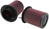 Replacement Air Filter - FOR 09-14 Audi R8 4.2L V8 (2 PER BOX)