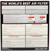 "Replacement Industrial Air Filter - FOR Ford ""D"" Series"