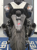 Carbon Fiber Diamond Dual Slip On Exhaust - Kawasaki ZX14R