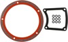 Gasket Kit - Primary Inspection Cover w/ Foam Beaded Derby - 99-06 Twin Cam Touring