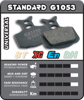 Bicycle Brake Pads Standard Compound