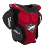 Fusion vest LEATT 2.0 Jr L/XL 125-150cm Red/Black