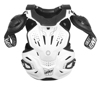 Fusion vest LEATT 3.0 L/XL 172-184cm White