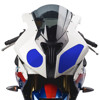10-14 BMW S1000RR Factory Color Matched HP4 Blue Head Light Covers