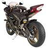 08-16 Yamaha YZF R6 Undertail Factory Color Matched Candy Red