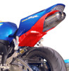 04-07 Honda CBR1000RR Undertail Factory Color Matched Winning Red