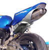 04-07 Honda CBR1000RR Undertail Factory Color Matched Digital Silver