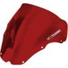 00-01 Honda CBR929RR Yana Shiki Red R Series Chrome Windscreen