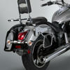 Chrome Mounting Hardware (Chrome) for Cruiseliner(TM) Saddlebags