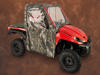 All Years Kawasaki Teryx Moose UTV Cab Enclosure - Mossy Oak Break-Up