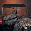 All Kawasaki Mule 2500, 3000 & 4000 Models Moose UTV Roof Cover - Black - Division UTV Roof Cover - Black