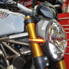 Front LED Turn Signals - 2015 Ducati Monster 821