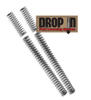 "Drop-In 1"" Lowering Fork Spring Kit - For Harley V-Rod Muscle & Night Rod Special"