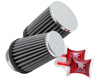 Universal Chrome Air Filter
