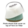 00-12 Kawasaki KX65 Twin Air Dust Cover - 151010DC