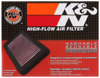 Replacement Air Filter - For Yamaha XT250; 09-13