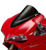 Dark Smoke Double Bubble Windscreen - Ducati Panigale