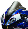 Smoke Double Bubble Windscreen - BMW S1000RR Models