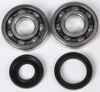 Crankshaft Bearing & Seal Kit - For 88-05 Kawa KX125