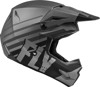Kinetic Thrive Helmet Matte Dark Grey/Black Medium