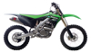09-16 Kawasaki KX250F Akrapovic Titanium SA Slip On Exhaust