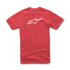 Ageless Tee Red/White 2X-Large