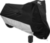 Deluxe All Season Cycle Cover Black 2X-Large