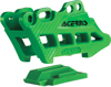 Chain Guide Block 2.0 Green - For 09-18 Kawasaki KX250F KX450F