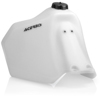 Large Capacity Fuel Tank White 5.3 gal - DR650