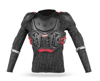 Body Protector 4.5 Junior Jr 134-146cm Black/Red - Hard Shell
