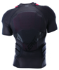 Body Tee 3DF AirFit Lite S/M 160-172cm Black/Red - Level 1 Body Tee