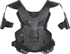 F2 Chest Protector Black - Small