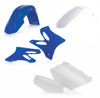 Plastic Kit Blue - For 06-14 Yamaha YZ125 YZ250