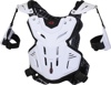 F2 Chest Protector White - Large