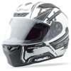 Ff-88 Full-Face X-Star Helmet Matte White/White - Large