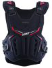 Chest Protector 3DF AirFit XXL 70-90 kg (150-198 lbs) Black/Red