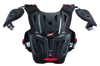 Chest Protector 4.5 Pro Jr 134-146cm Black/Red - w/ Shoulders