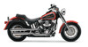 "3"" Chrome Slip On Exhaust - 00-06 Harley FLSTF/FXSTD"