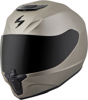 EXO-R420 Full-Face Solid Motorcycle Helmet Titanium 3X-Large