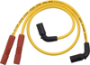 Spark Plug Wire Set 8mm Yellow - For 09-16 Harley-Davidson Touring