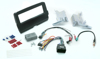 Scosche Single Din Radio Install Kit For Harley Touring 14-Up