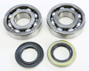 Crankshaft Bearing & Seal Kit - For 88-04 Kawa KX500