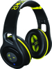 Bluetooth Headphones w/Controls - Rockstar Black