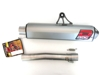 Quiet Slip On Exhaust - 08-10 CanAm Outlander MAX 800