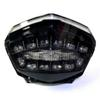 08-11 Kawasaki Ninja 250R DMP Integrated LED Smoke Tail Light