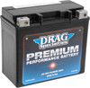 Premium Performance Battery - For 74-96 Harley Dyna