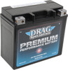 Premium Performance Battery - For 91-18 Harley Softail Sporster Dyna